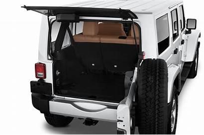 Wrangler Jeep Unlimited 4x4 Trunk Sahara Altitude