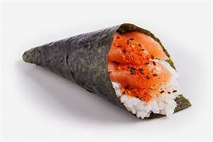 Temaki Salmone Spicy