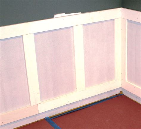 Installing Wainscoting Cheap — Apoc By Elena Installing