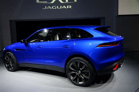Is A Big Brother For The Jaguar Fpace Crossover Coming
