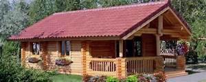 Chalet Bois Habitable Clef En Main : chalet en bois chalet de jardin pas cher chalet en ~ Melissatoandfro.com Idées de Décoration
