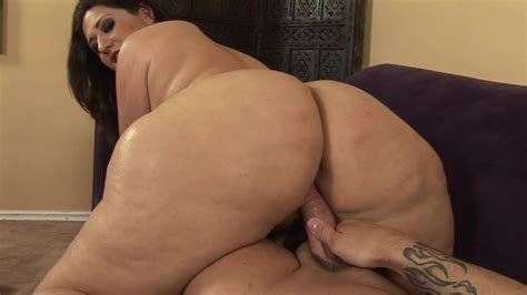 A Big Ass Milf With A Hairy Pussy Is Getting Penetrated On