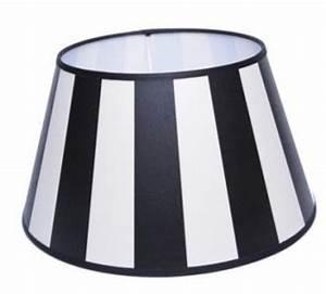 Lampenschirm Schwarz Weiß Gestreift : lampenschirm klassisch rund 30 cm schwarz creme wei gestreift kaufen bei richhomeshop ~ Indierocktalk.com Haus und Dekorationen
