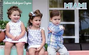 Salomé, hija de James Rodríguez, debuta como modelo