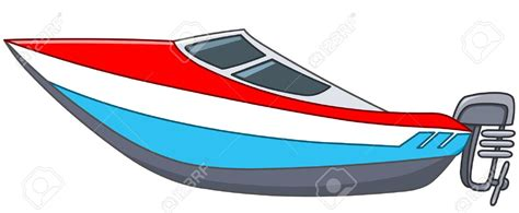 Speed Boat Art by Speed Boat On Water Clipart Clipground