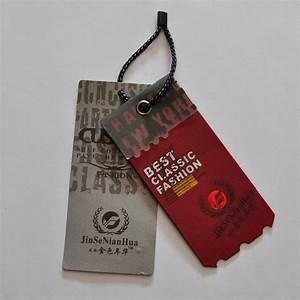 custom professional black paper hang tags for clothing With how to make hang tags for clothing