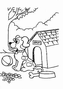 Dog Coloring Pages | Learn To Coloring