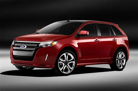 2018 Ford Edge Unveiled With Fords New 20l Ecoboost