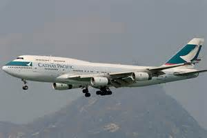 Air Cathay Pacific Airlines