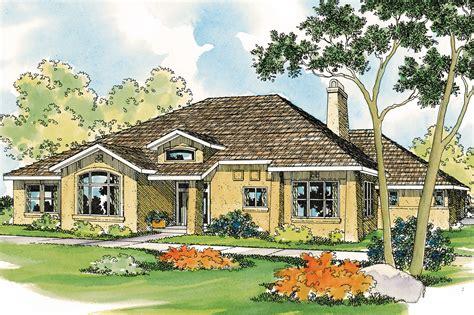 southwest house plans mesilla    designs