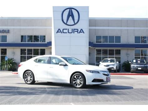 Acura Of Katy by New 2015 Acura Tlx 2 4 For Sale Stock Fa000144