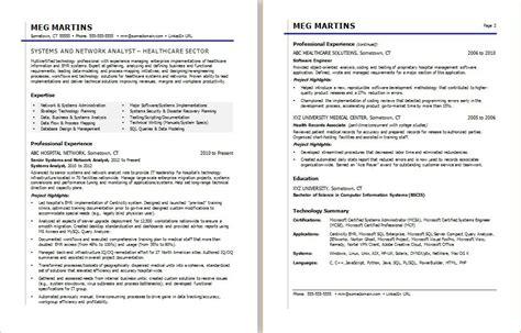 healthcare  resume sample monstercom