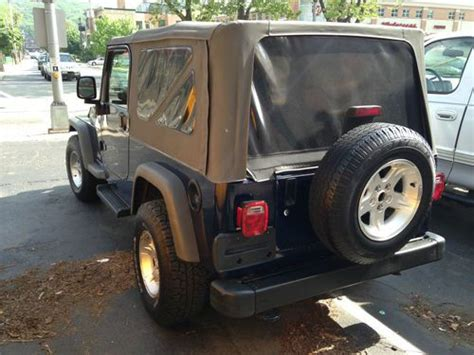 2006 jeep wrangler 4 door find used 2006 jeep wrangler unlimited sport utility 2