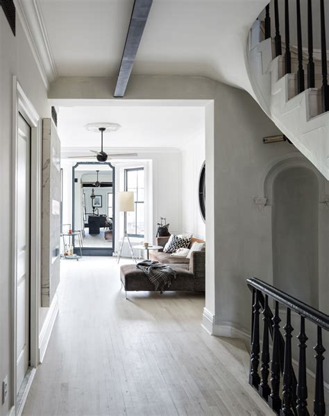 Brownstone Renovated Home a uniquely renovated brownstone design sponge