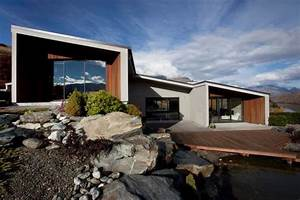 How To Plan Lighting For A House Lake Hayes Modern Home With Spectacular Views