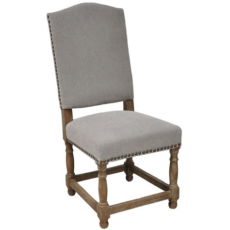 redford dining chair wash light grey overstock