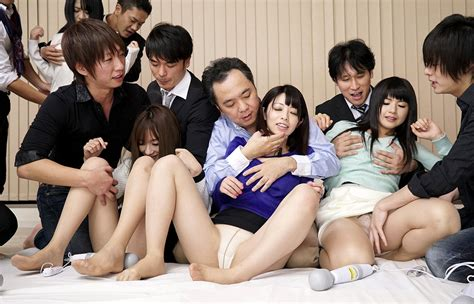 Purejapanese Jav Model Tokyo Hot Sex Party 東熱大乱交 Photo Collection 20