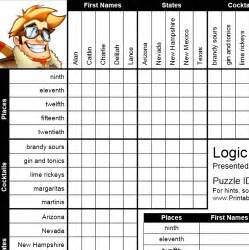 logic puzzles portfolio categories puzzle baron