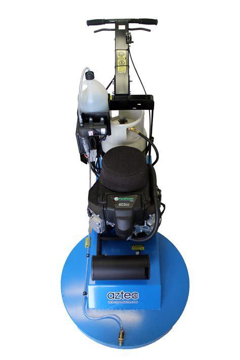 lowrider propane floor stripping machine   Aztec Products