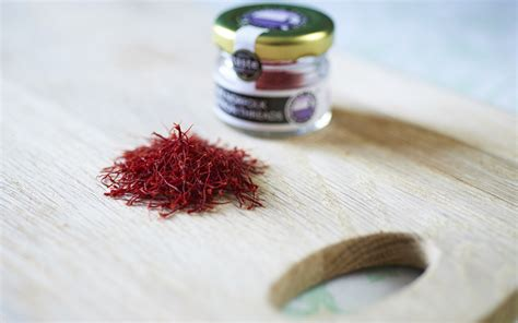 Five ways to use saffron - Telegraph