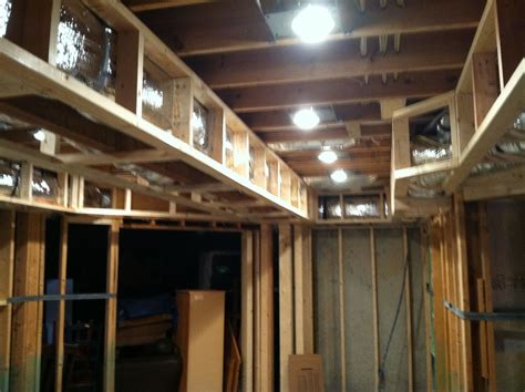 Tray Ceiling Framing