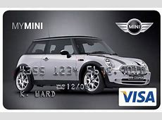 Mini credit card Cartype