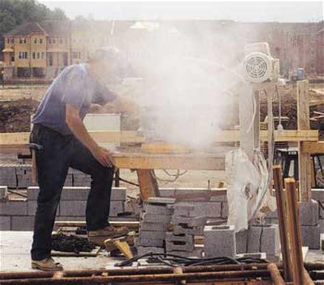 elcosh cement hazards  controls health risks
