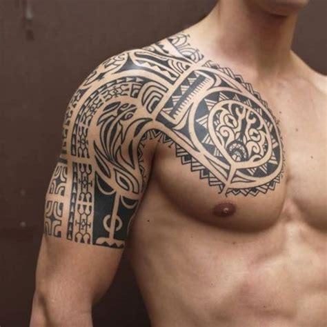 tribal tattoos  men cool designs ideas