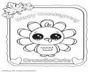 DRAW SO CUTE Coloring Pages Color Online Free Printable