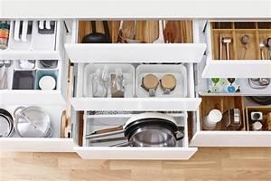 Rangement Ustensile Cuisine : un rangement optimis avec les organiseurs de cuisine ~ Melissatoandfro.com Idées de Décoration