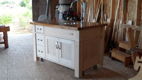 pdf diy woodworking plans kitchen island