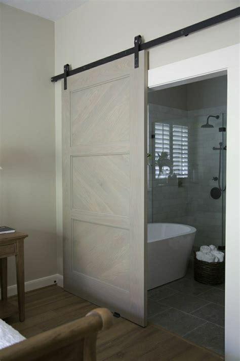 porte de chambre coulissante la porte coulissante en 43 variantes magnifiques