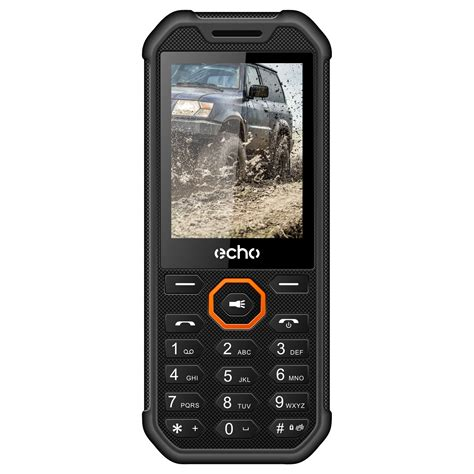3g Mobile by Echo Shock 3g Mobile Smartphone Echo Sur Ldlc