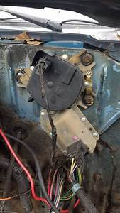 1986 Chevy C10 Wiper Motor Wiring