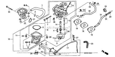Honda Engines Gxu Vxa Engine Jpn Vin Gcark