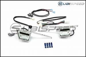 Subaru Jdm Sti Drl Bezels   2018  Sti