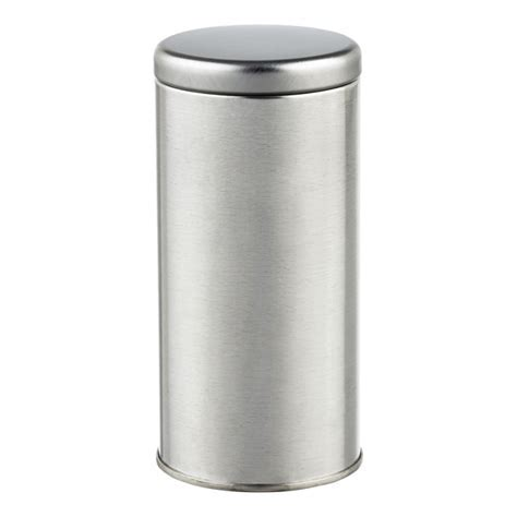 Tall Tea Tin   The Container Store