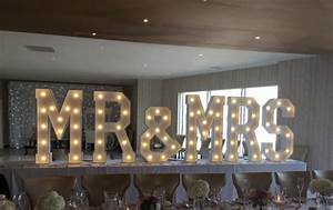 sparkly images of our illuminated marquee letters and signage With marry me light up letters
