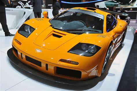 Mclaren F1 Lm Prototype At Geneva 2013