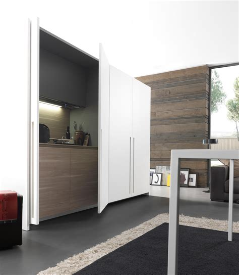 fly cuisine kitchen closet 1 fly compact kitchens from modulnova