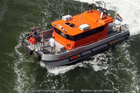 Boot Ameland Water Taxi by Rederij Doeksen En Vmv Bieden Waddentaxi Aan