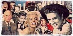 Music & Pop Culture of the 1950s timeline | Timetoast ...