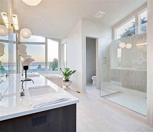 70, Sleek, Modern, Primary, Bathroom, Ideas, Photos