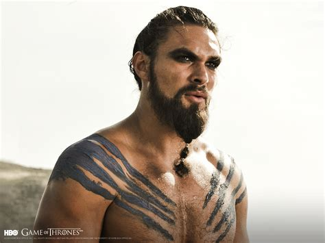 khal drogo of thrones wallpaper 22008452 fanpop