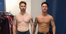 SHIRTLESS PEOPLE: Gorka Marquez and Neil Jones from ...