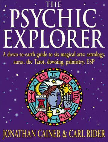 psychic explorer  jonathan cainer