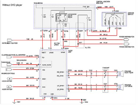 2011 ford fusion radio wiring diagram volovets info