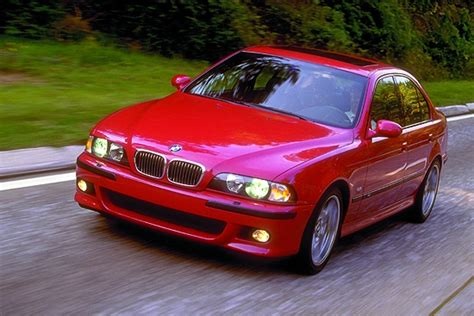 2000 Bmw M5 Technical Specifications And Data. Engine