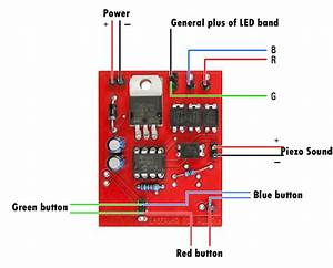 U00abbattlefield Pro U00bb Electronic Circuit Diagram