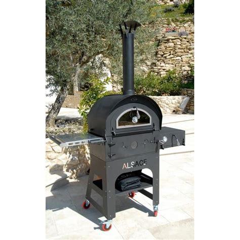 cuisines discount four et barbecue de jardin multifonctions vulcano 3